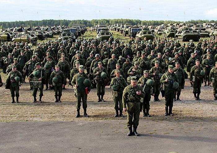 главнокомандующий сухопутными войсками рф