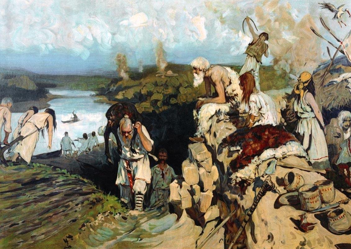 когда появились славяне на земле