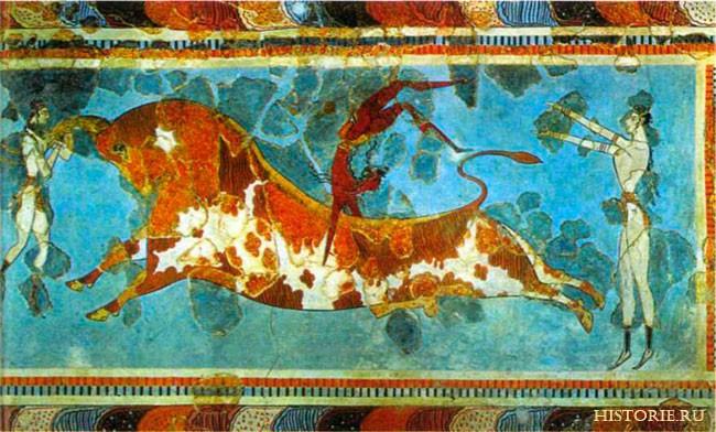 минойский крит