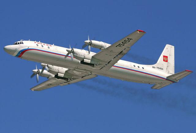 ил 38 самолет