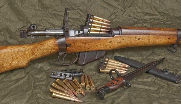 английская винтовка
