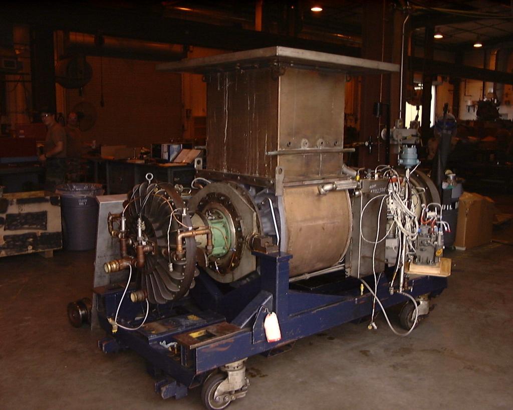 виды авиационных двигателей