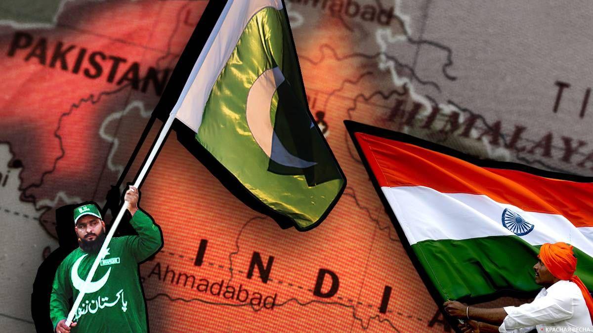 война в пакистане