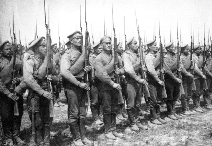 армия при петре 1 формировалась