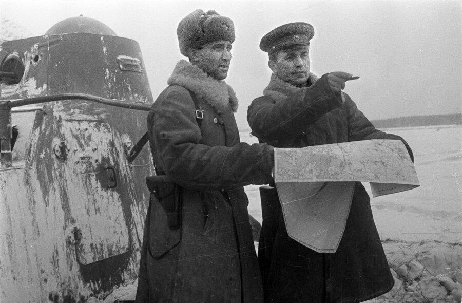 контрнаступление под москвой 5 декабря 1941