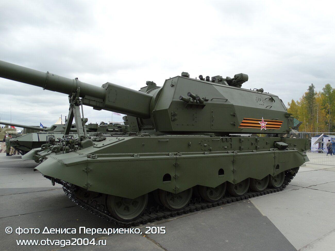 коалиция св 152 мм