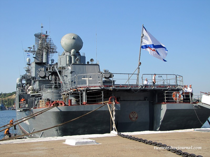 корабль москва