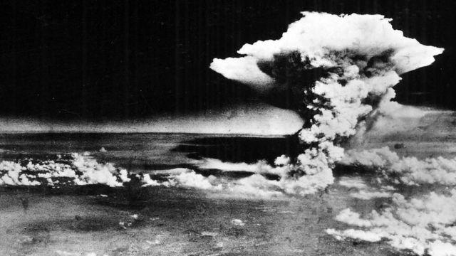 фото ядерной бомбы