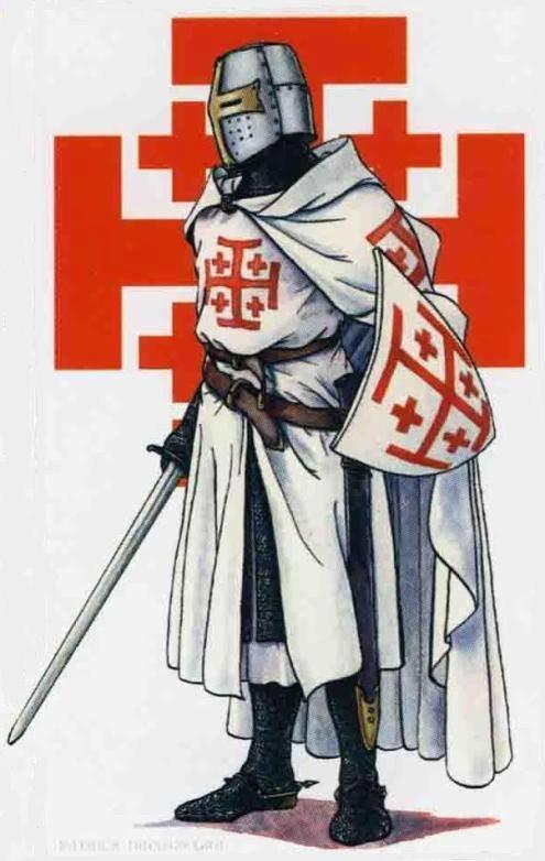 духовно рыцарские ордена кратко