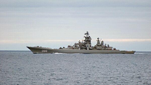 крейсер петр великий фото
