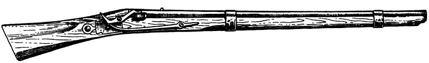 история создания огнестрельного оружия