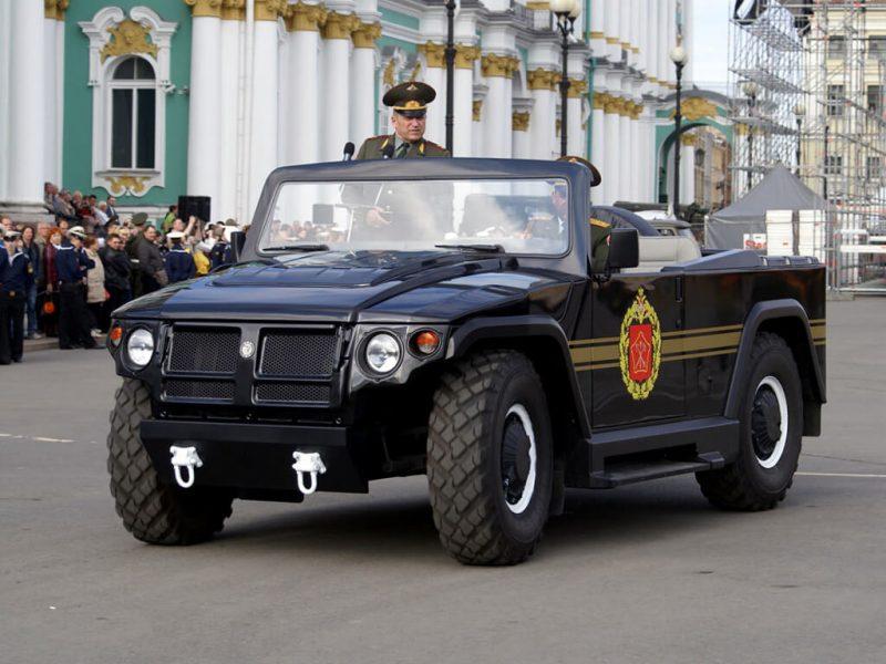 авто тигр гражданская версия цена 2018