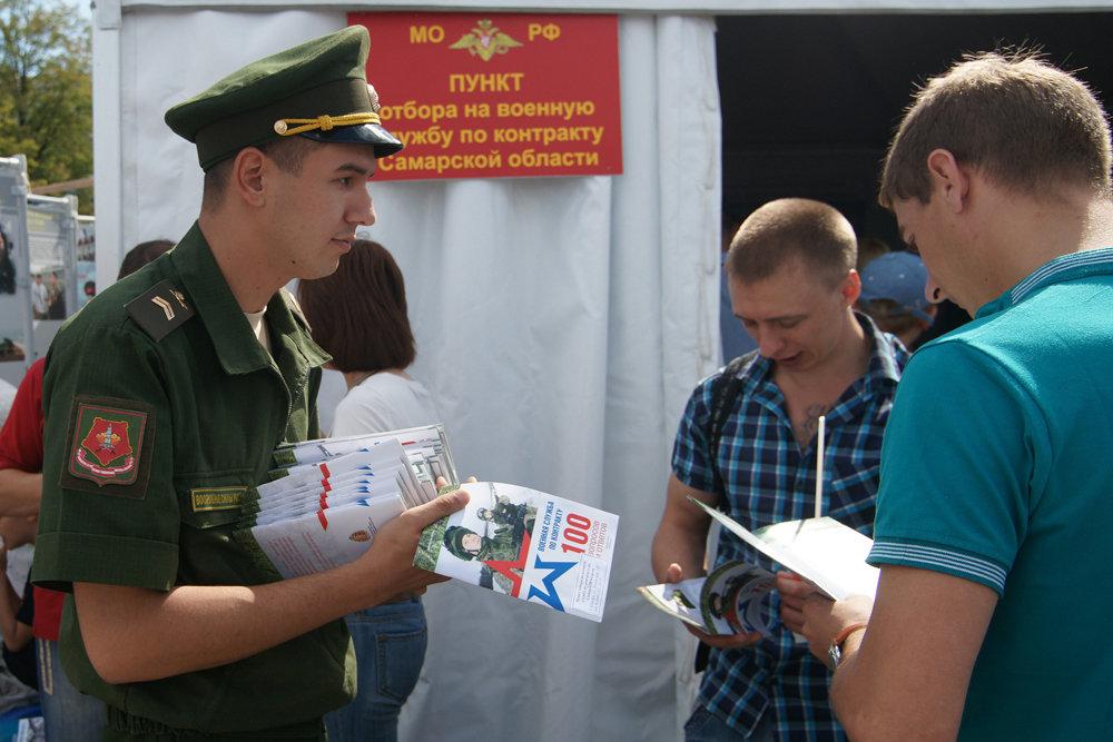 военный контракт условия