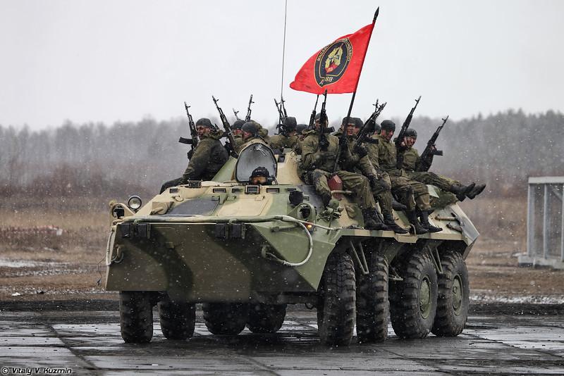33 отряд специального назначения пересвет