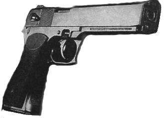 пернач оружие