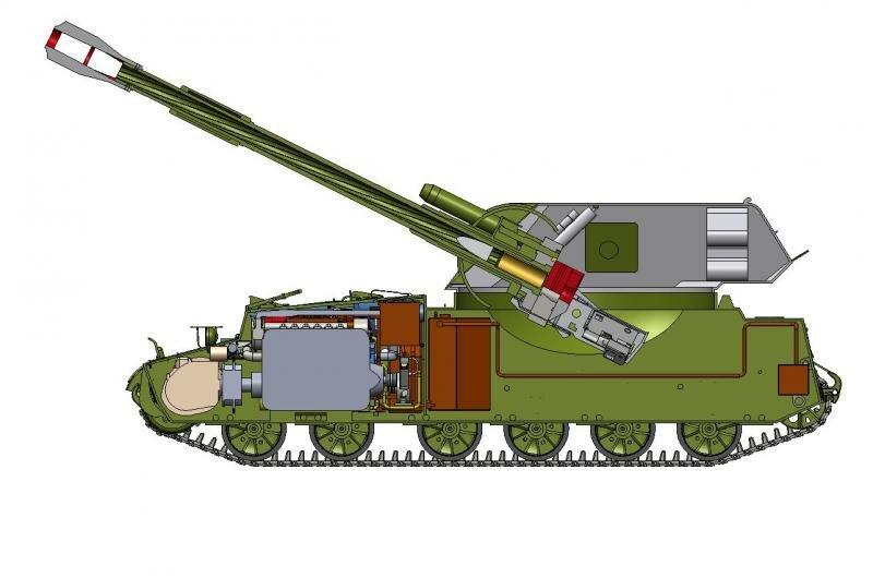 акация танк