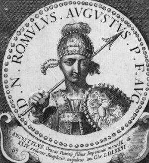 как звали последнего римского императора