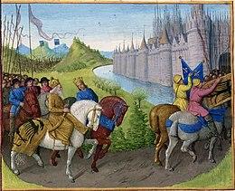 основные события 2 крестового похода