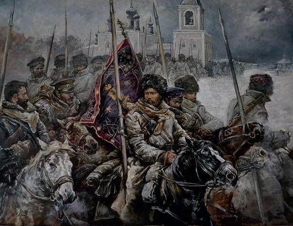 разгром красными войск врангеля