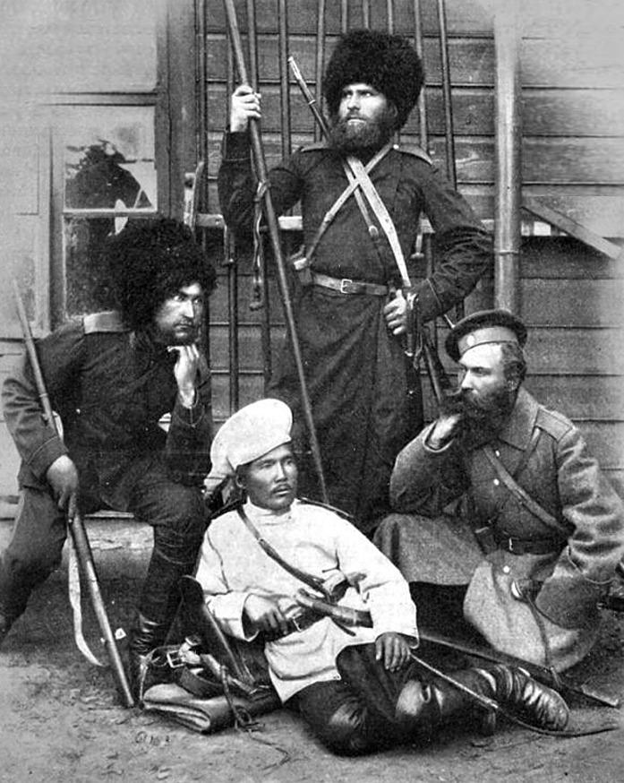 уральское казачье войско официальный сайт