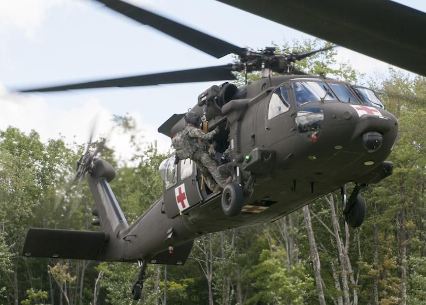 вертолеты армии сша