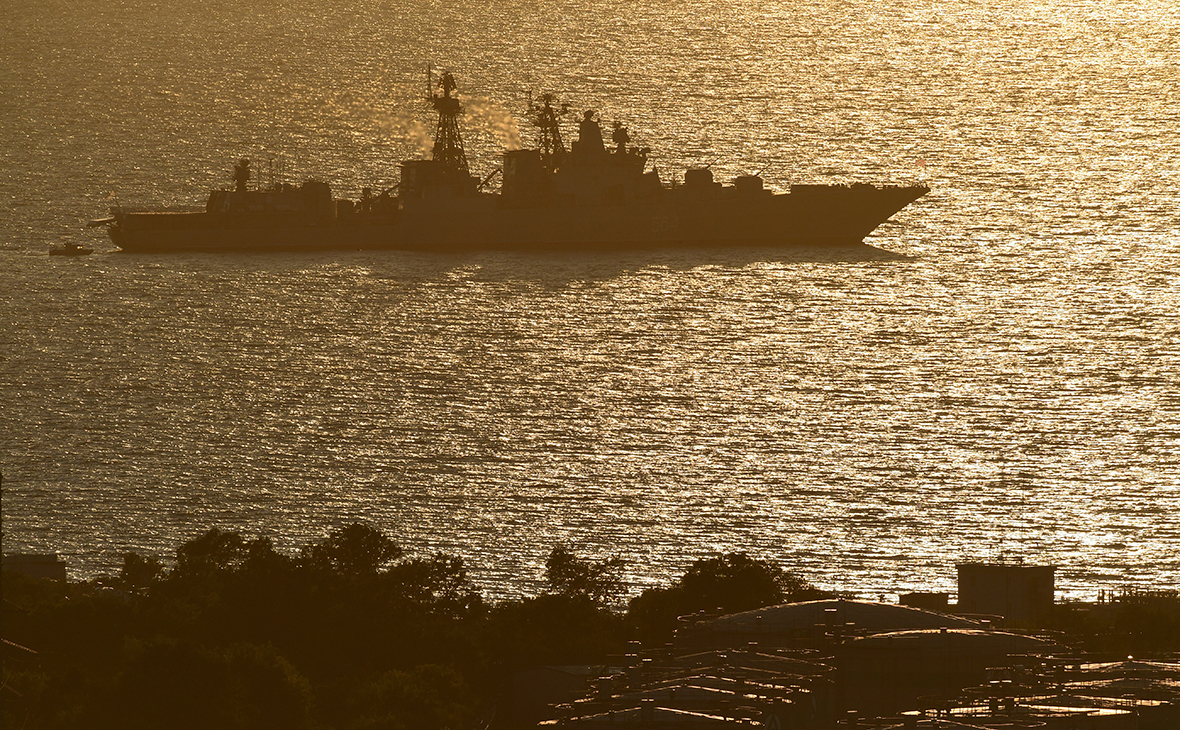 адмирал горшков корабль фрегат