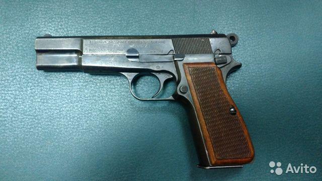 пистолет браунинг 1935