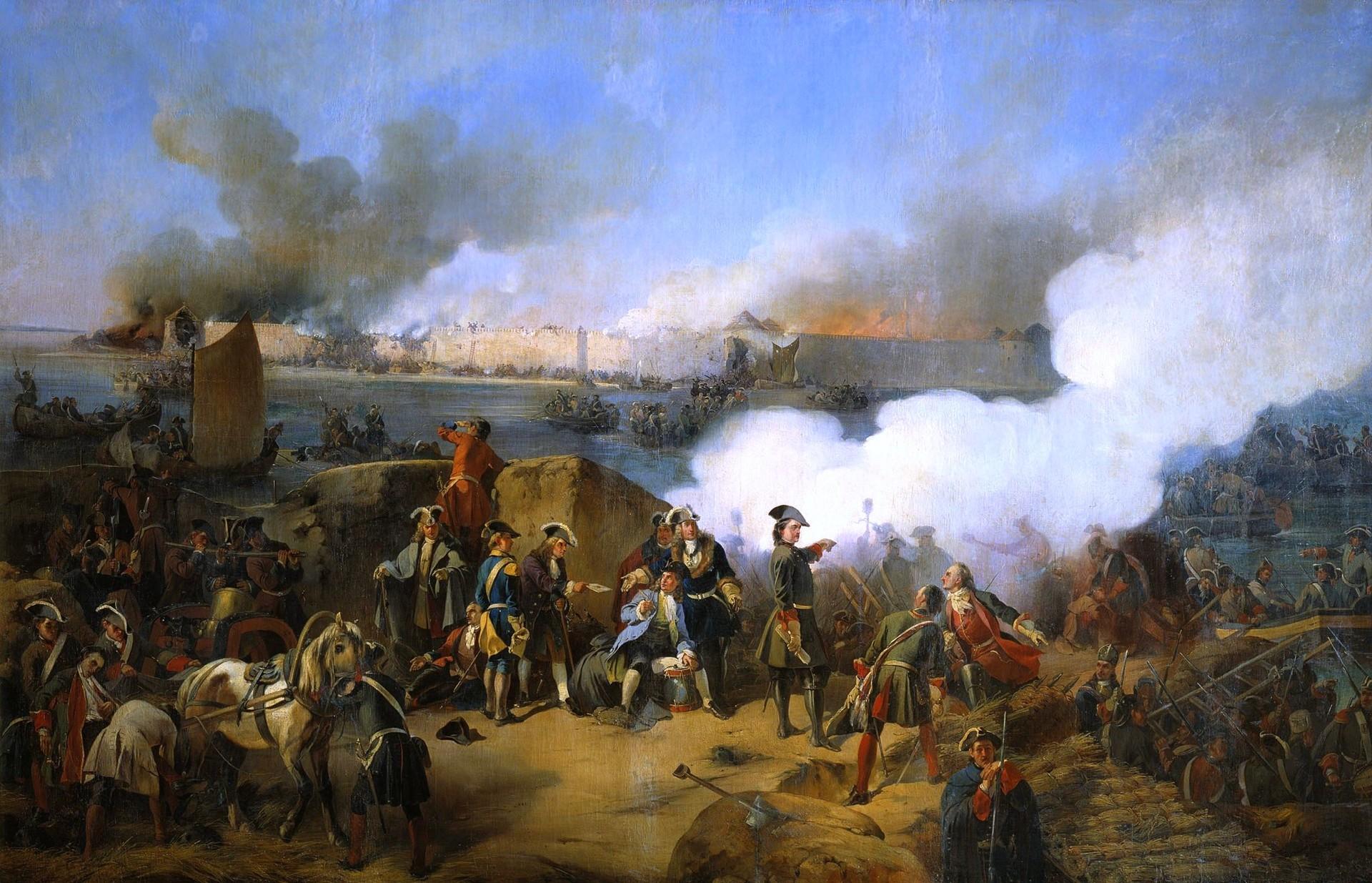 матерь полтавской битвы