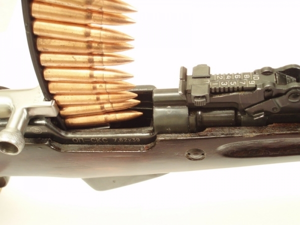 винтовка скс технические характеристики