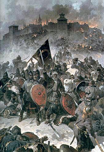 осада козельска 1238