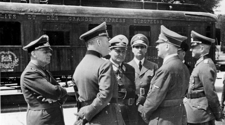 капитуляция франции 1940