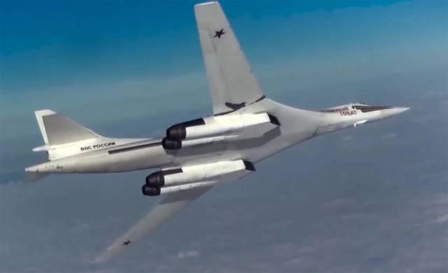 российские бомбардировщики