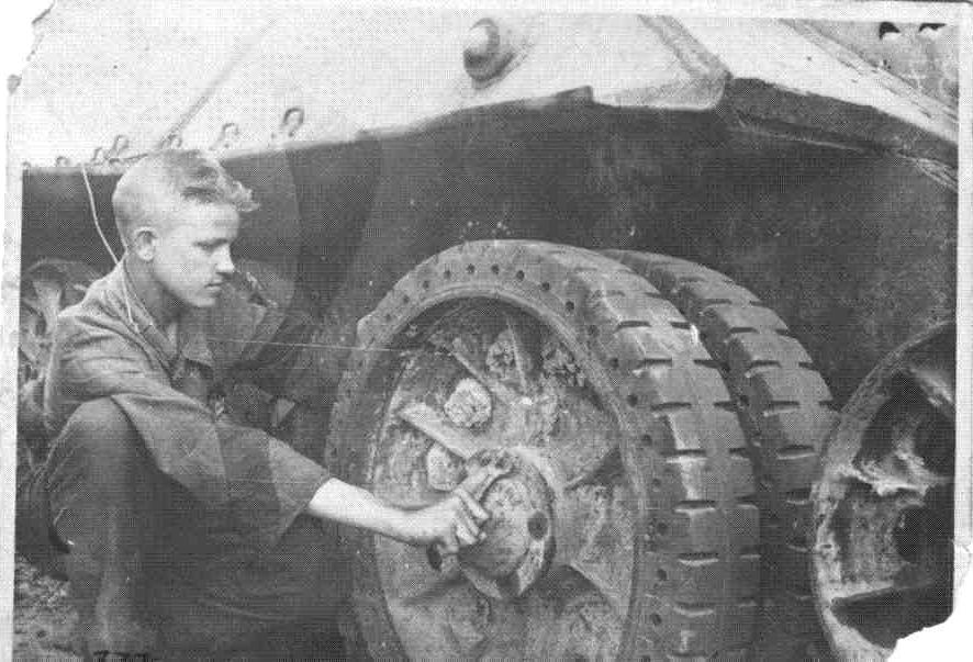волгоградский тракторный