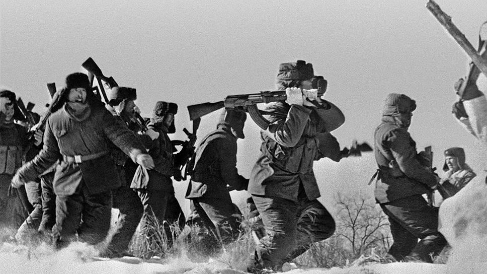 советско китайский конфликт