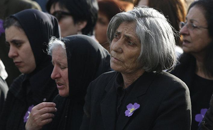 почему турки вырезали армян