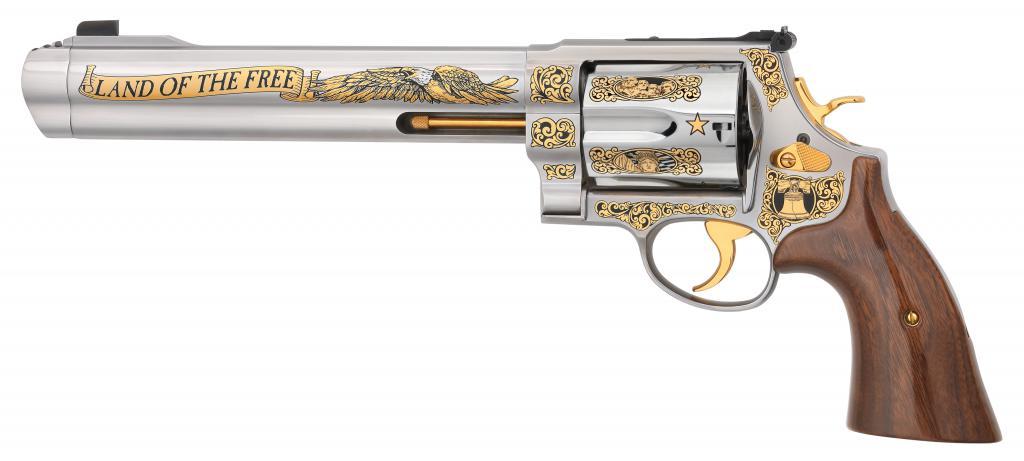 кто придумал револьвер