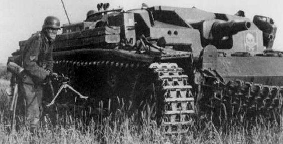 танковая дивизия сс мертвая голова