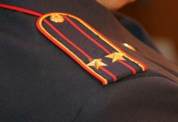 расположение звезд на погонах лейтенанта