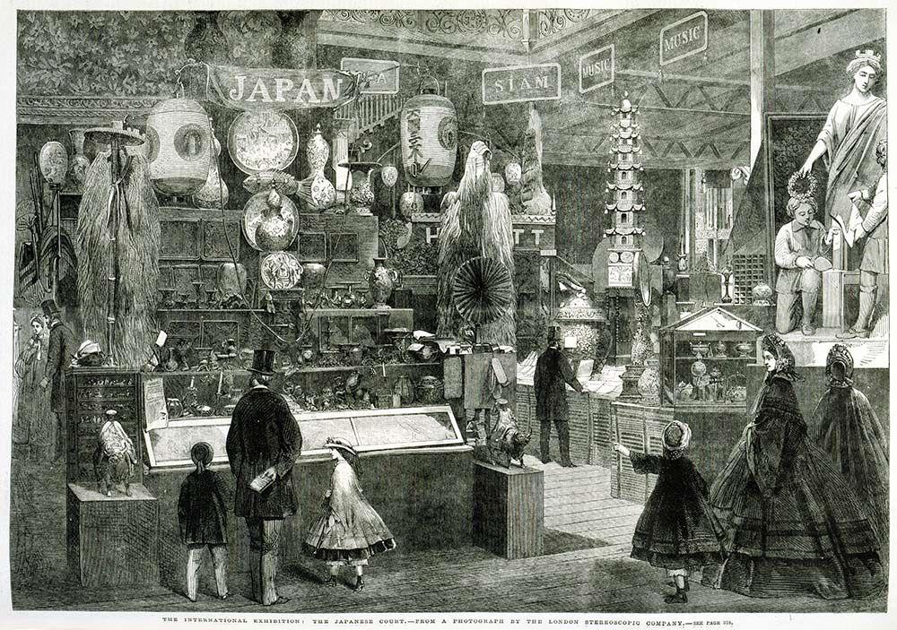 первая всемирная промышленная выставка в лондоне