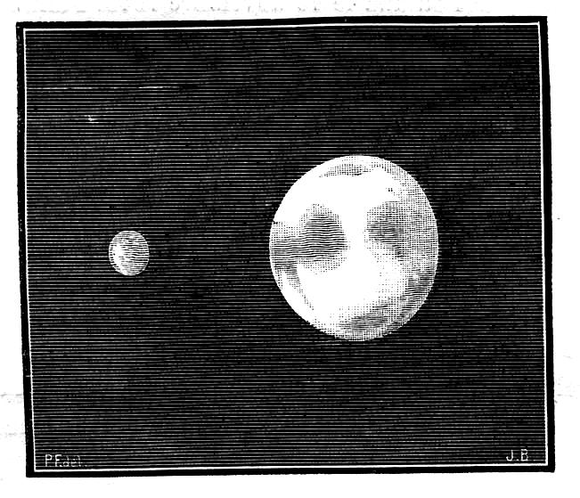 количество спутников у венеры