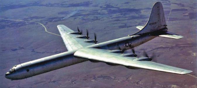 б 36 бомбардировщик