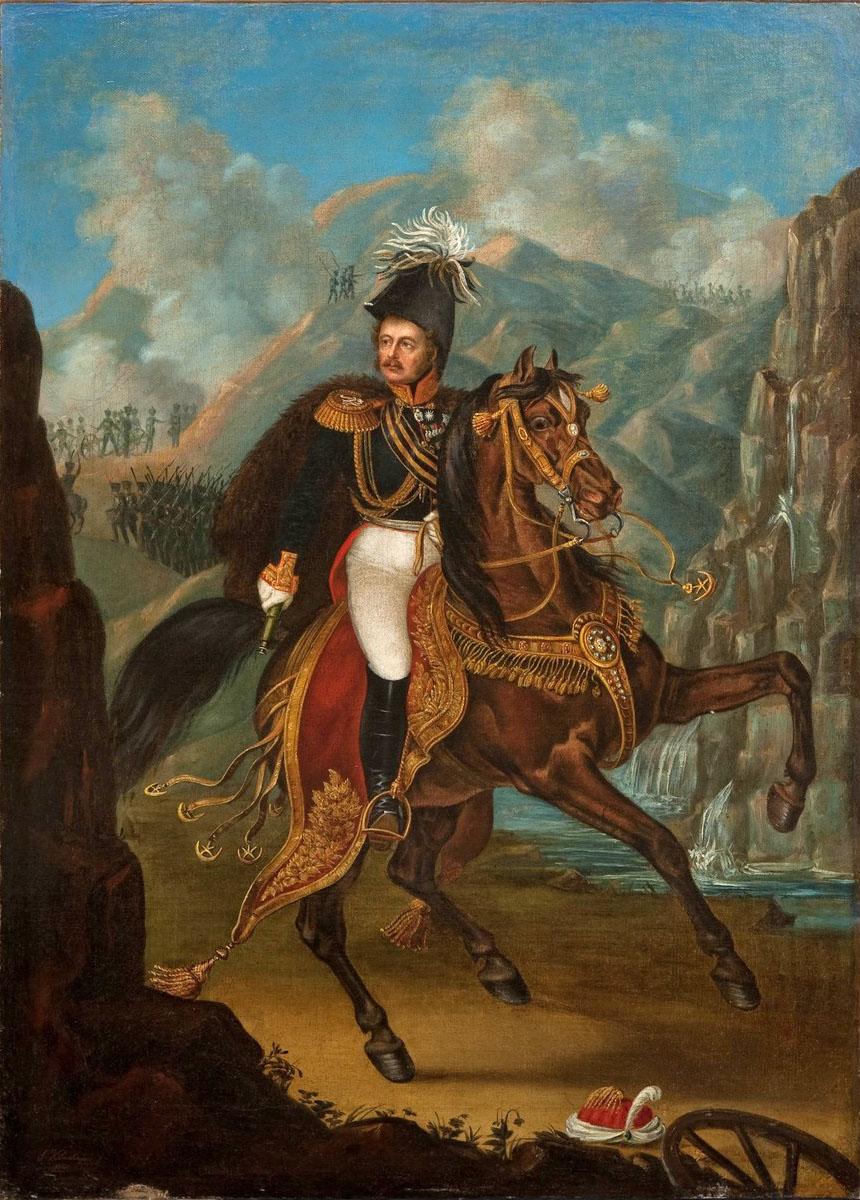 паскевич эриванский