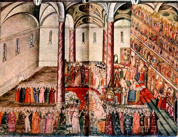 деятельность земского собора 1613