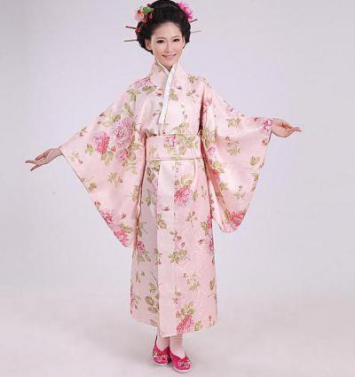 национальный костюм японцев