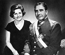 режим генерала пиночета в чили