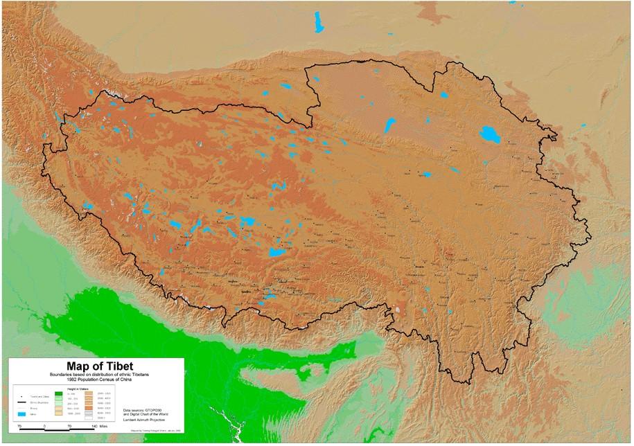 тибет это какая страна