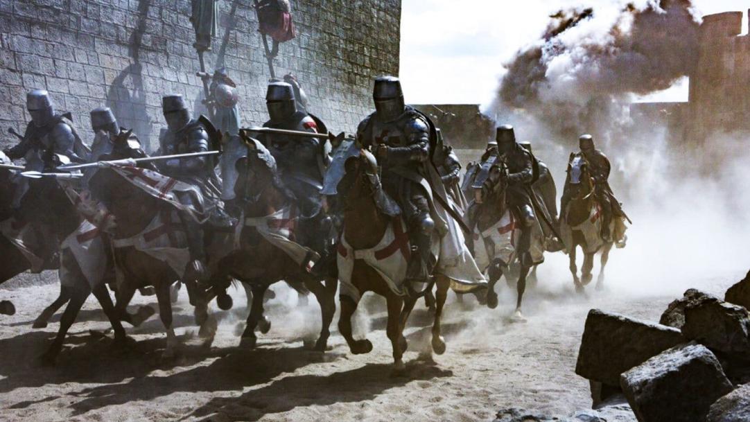 рыцарские ордена крестовых походов