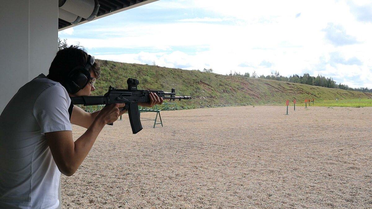 приемы и правила стрельбы из автомата калашникова