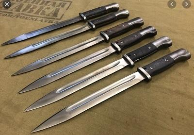 штык нож вов