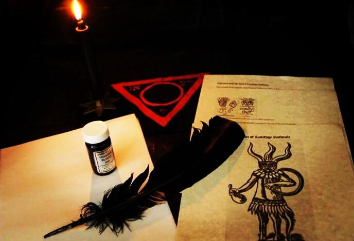 как подписать контракт с дьяволом